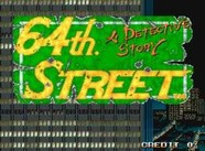 64th. Street - A Detective Story - MAME4droid