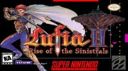 Lufia II - Rise of the Sinistrals ROM - SNES