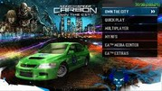 Need For Speed Carbon Own The City USA - PSP