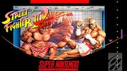 Street Fighter II Turbo - Hyper Fighting - SNES
