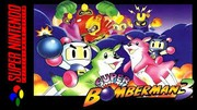 Super Bomberman 3 - SNES