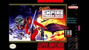 Super Star Wars - The Empire Strikes Back ROM - SNES