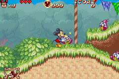The Magical Quest Starring Mickey Mouse ROM - SNES