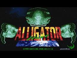 Alligator Hunt - MAME4droid