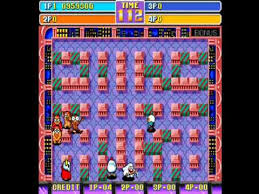 Bomber Man World / New Dyna Blaster - Global Quest  - MAME4droid