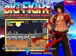 Big Fight - Big Trouble In The Atlantic Ocean ROM - MAME