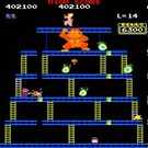 Donkey Kong - game ( Crazy ) - MAME