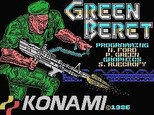 Green Beret - MAME4droid