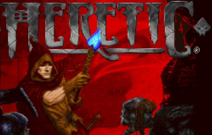 Heretic - DOS BOX