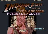 Indiana Jones and the Temple of Doom - MAME
