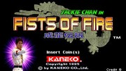 Jackie Chan in Fists of Fire ROM - MAME