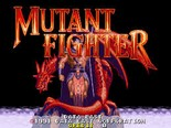 Mutant Fighter ROM - MAME