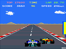 Pole Position - MAME