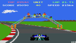 Pole Position II - MAME4droid