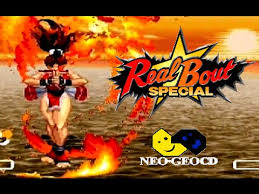 Real Bout Fatal Fury Special / Real Bout Garou Densetsu Special - MAME4droid