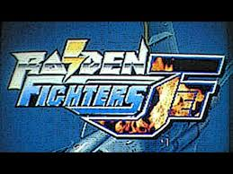 Raiden Fighters Jet - MAME4droid