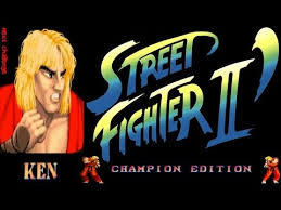 Street Fighter 2 : Champion Edition - MAME4droid