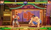 Street Fighter Alpha 3 - MAME4droid