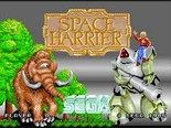Space Harrier ROM - MAME