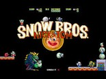Snow Bros. Nick and Tom - MAME
