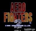 Aero Fighters 2 / Sonic Wings 2 - MAME4droid