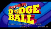 Super Dodge Ball ROM - MAME