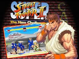 Super Street Fighter II: The New Challengers - MAME4droid