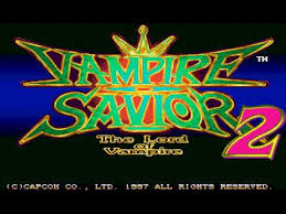 Vampire Savior 2: The Lord of Vampire